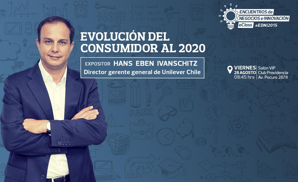 EVOLUCIÓN DEL CONSUMIDOR AL 2020