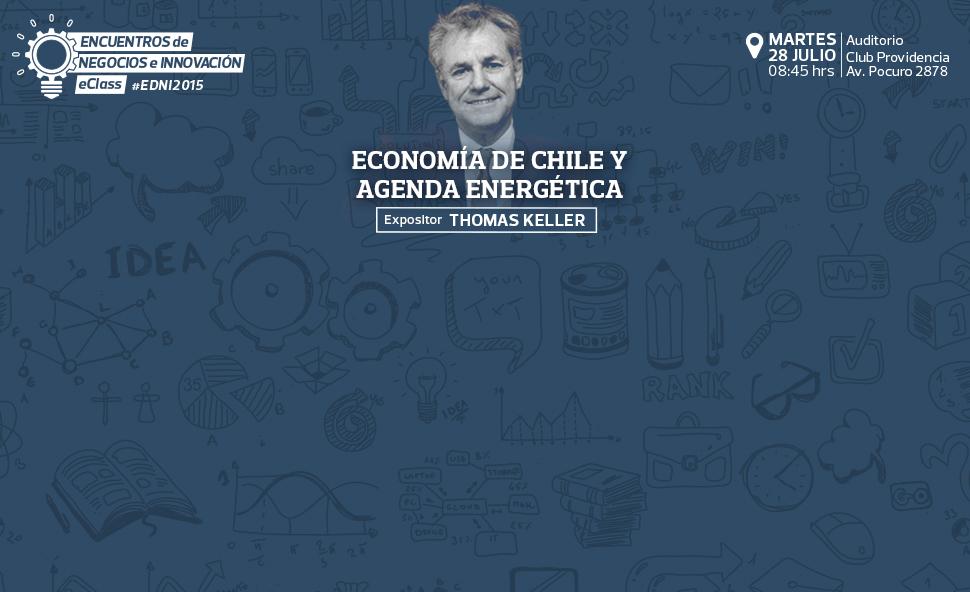 ECONOMÍA DE CHILE Y AGENDA ENERGÉTICA