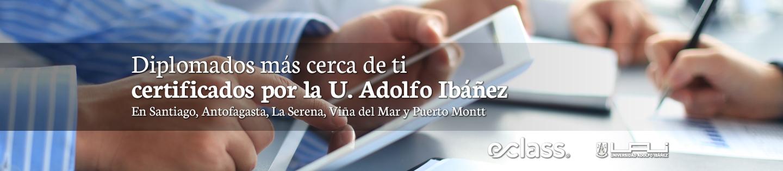 Diplomados más cerca de ti certificados por la U, Adolfo Ibáñez | En Santiago, Antofagasta, La Serena, Viña del Mar y Puerto Montt